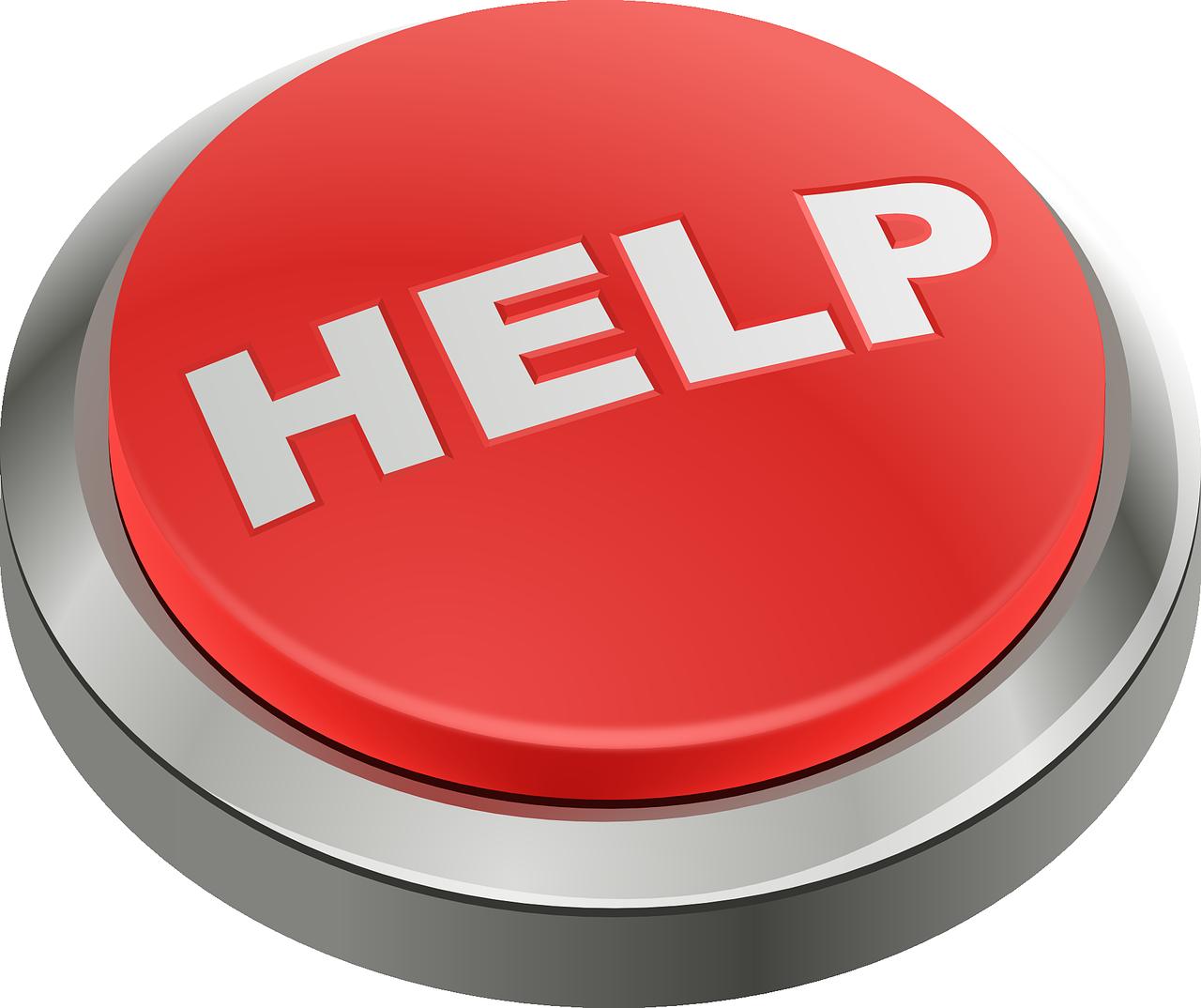 panic help button